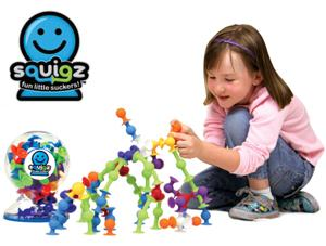 Fat Brain Toy Co. launches new toy: Squigz
