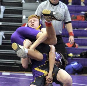 East runner-up at Chieftain Duals
