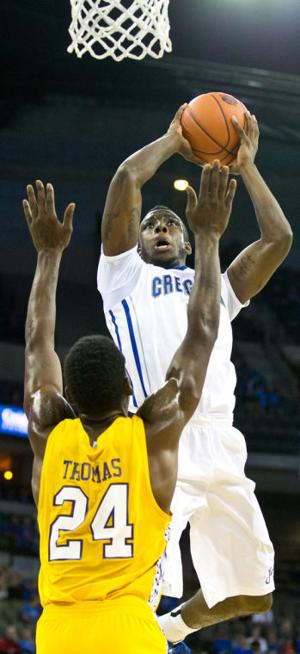 Chatman-Brooks tandem gives Creighton new option