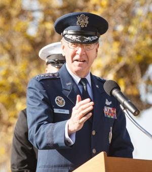 StratCom commander: Budget cuts will eventually become 'avalanche'