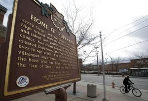 Superman's 75th puts spotlight on Cleveland roots