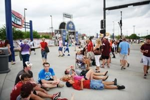 Scalpers raise ticket prices with more MSU demand