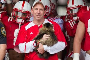 Backup I-back, playful Pelini steal spring game show