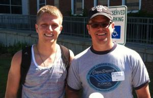 Why Matt Damon spent the day at UNL