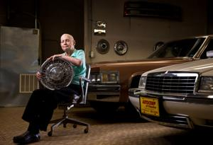 Kelly: Twice a crime survivor, Benson auto-business owner retiring amid cancer fight