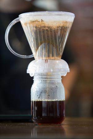 The increasingly popular art of hand-brewed coffee
