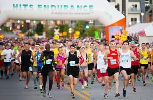 Omahan ends marathon career with winning Sunday's race