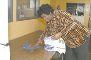 No stranger to work, woman goes from homeless to entrepreneur