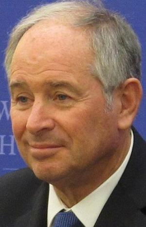 Blackstone founder touts scholarship effort in China as Rhodes rival