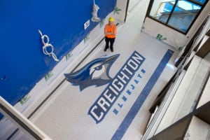 New Creighton facility is high-tech home for hoops and more