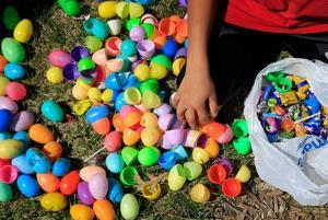 Easter egg hunt roundup