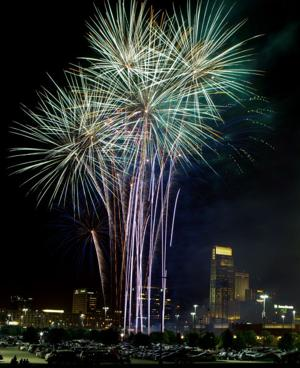 W-H fireworks will again join the home run derby
