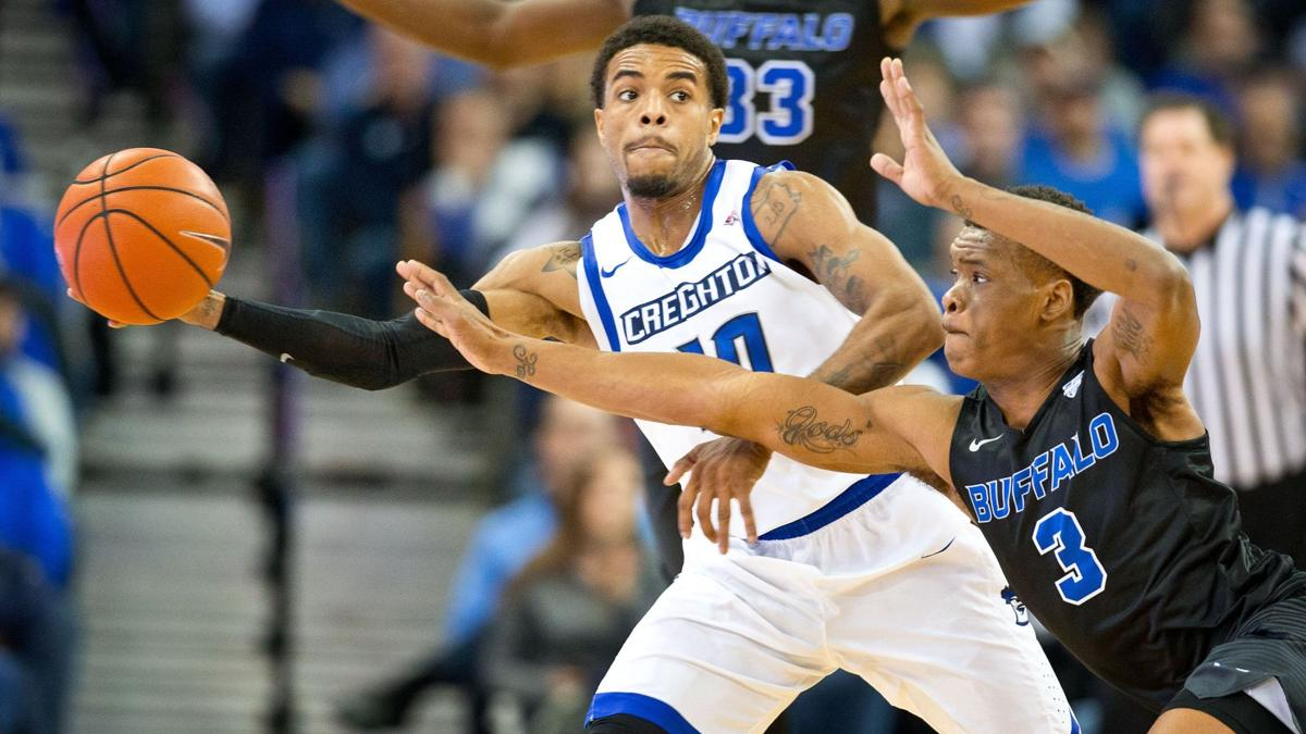 Jays pull away in the second half after tempo takes a toll on upset-minded Buffalo