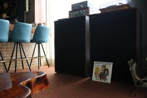 Downtown bar's new sound system once belonged to the Carpenters