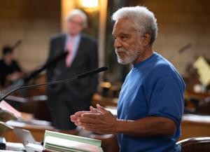 Sen. Ernie Chambers tries to undo Nikko Jenkins' convictions