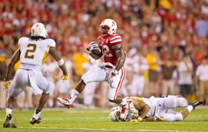Husker coaches marvel at Imani Cross' relentless work ethic