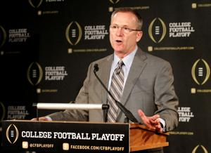 Playoff may spark more anger than BCS, Tom Osborne says