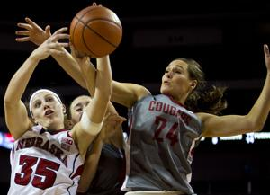 Hot-shooting Cougars stun NU