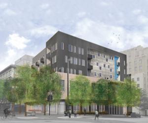 Developers hope Lerner building project sparks a renaissance on 16th Street