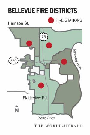 Bellevue weighs closing fire stations