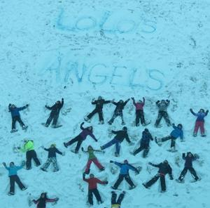 Grace: How did fifth-graders spend snow day? Being angels for sick classmate