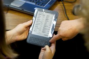 Love using your e-reader? Go to the library