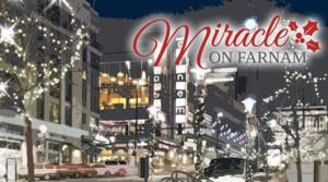 Miracle on Farnam will light up Midtown Crossing this weekend