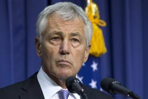Hagel says nations must avoid conflict in Arctic