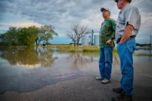 North Platte keeps cautious eye on river, braces for flooding
