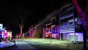 Blaze severely damages Council Bluffs apartment building, displaces tenants