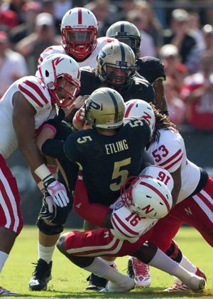 Purdue deems wounds self-inflicted