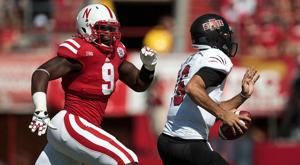 Husker end Ankrah aims to break out, not blend in