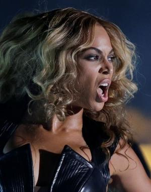 Beyonce angry face defeat Internet!