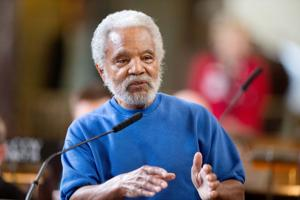 New cause for State Sen. Ernie Chambers: repealing cougar hunting law