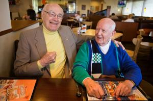 Kelly: Lifelong friends wrote kids book in 1950s; now, at 90, they're published authors