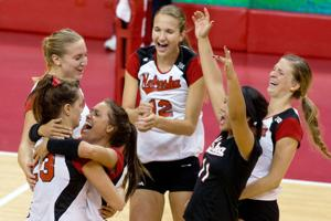 NU fights off jitters, rough set to win Devaney debut