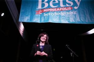 Councilwoman Hodges elected mayor of Minneapolis