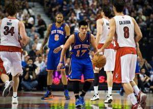 Movie review: Movie captures 'Linsanity' at its peak