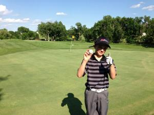 After long wait, Will finds a way to strike an ace
