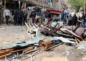 Truck bomb, attacks kill at least 48 in Iraq