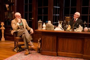 Theater review: Verbal slugfest engaging but lacks humor in 'Freud's Last Session'