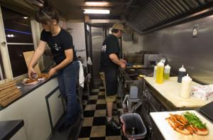 Localmotive Food Truck closed until spring, needs new engine