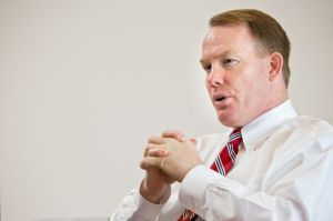Eichorst: No beer during Husker hoops; football program 'stable' under Pelini