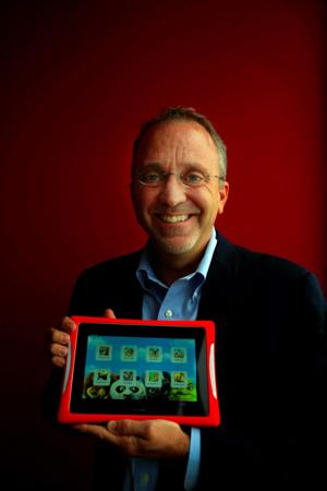 Tablets, apps for kids become big business