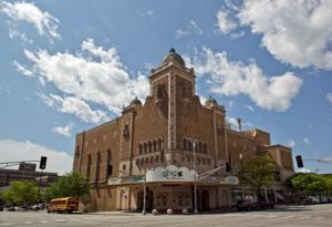 Copper domes will shine again atop Rose Theater
