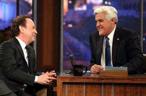 Jay Leno gives 'Tonight' his farewell