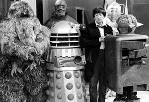 BBC finds lost 1960s episodes of 'Doctor Who' in Nigeria