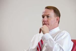 Eichorst taking a low-key approach during Big Ten meetings