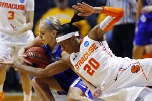 Creighton women top Syracuse, advance in NCAA tourney