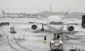 Frustrated travelers frozen out of business deals